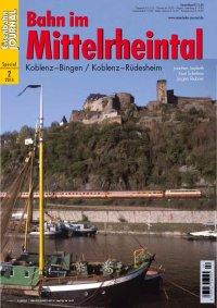 Bahn Im Mittelrheintal