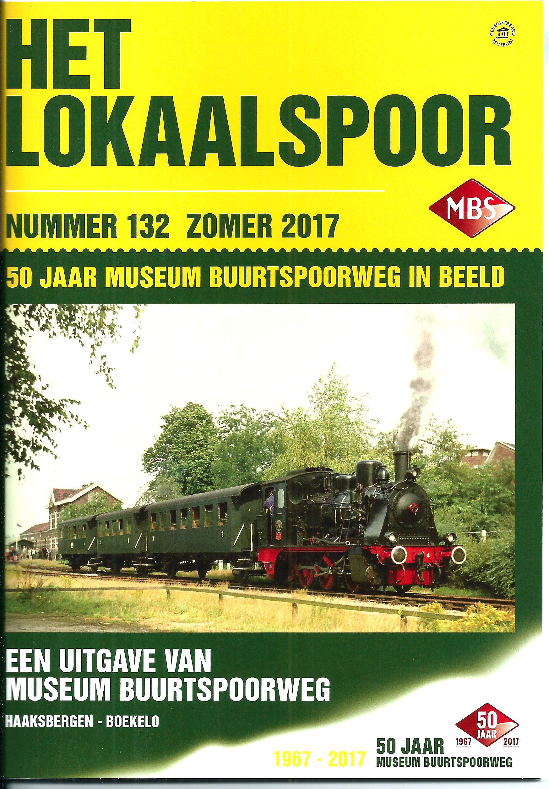 Het Lokaalspoor MBS Haaksbergen zomer 2017