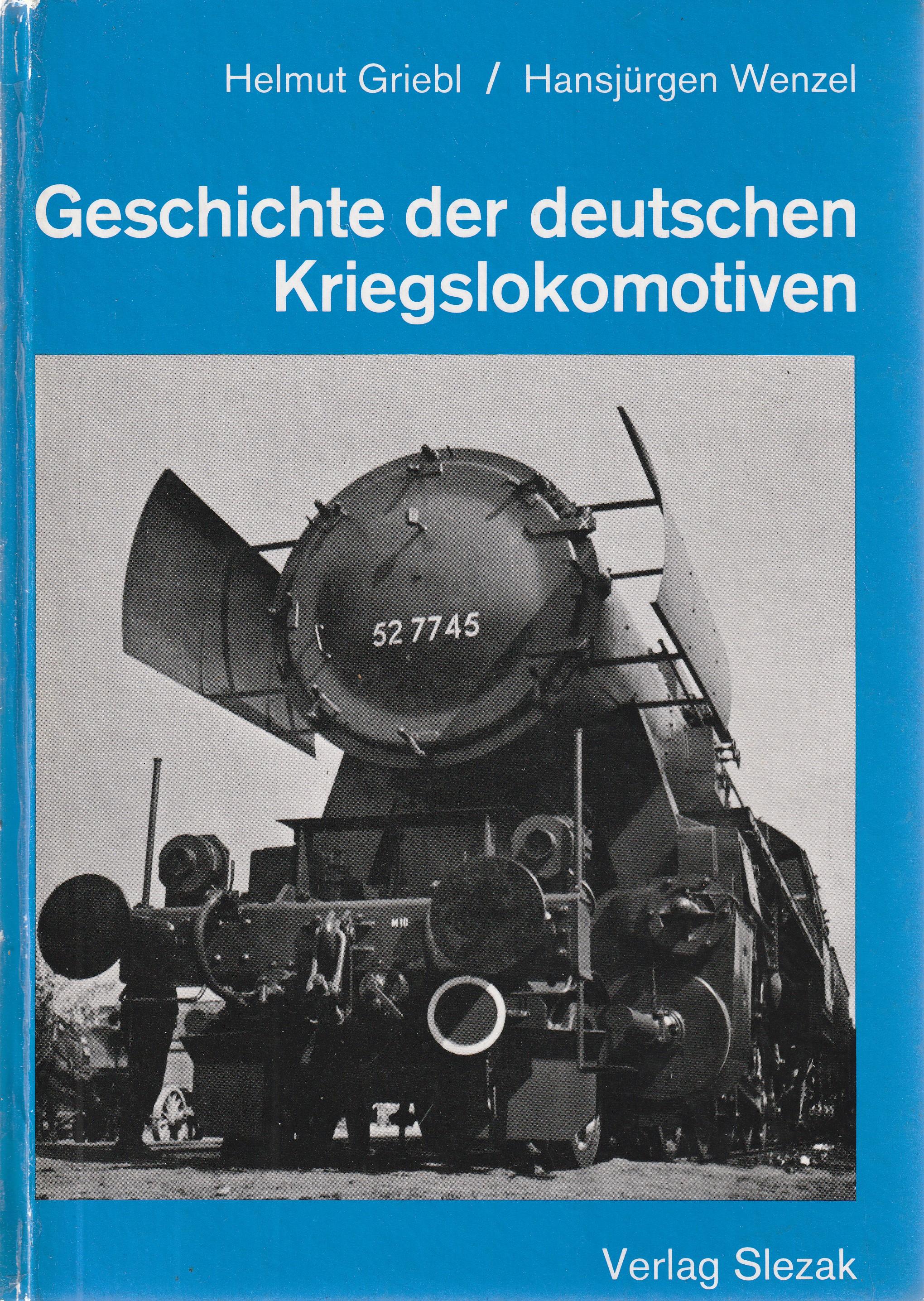 Geschichte der deutschen Kriegslokomotiven
