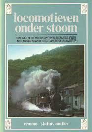 Locomotieven onder stoom