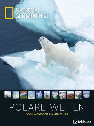 National Geographic Polare Weiten 2018