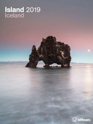 Island 2019 Posterkalender