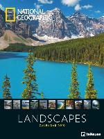 National Geographic Landscapes 2019 Posterkalender