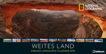 National Geographic Weites Land 2019