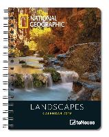 National Geographic Landscapes 2019 Buchkalender