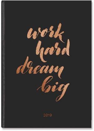 GlamLine Booklet Diary DREAM BIG 2019