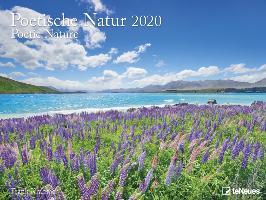 Poetische Natur 2020 Posterkalender