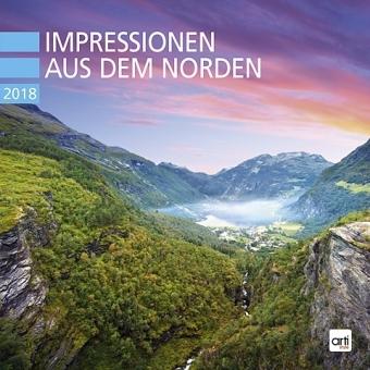 Impressionen aus dem Norden 2018 - Broschurkalender
