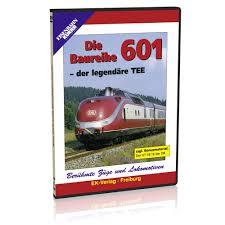Die Baureihe 601 DVD