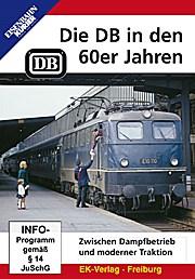 Die DB in den 60er Jahren.8358 DVD