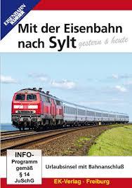 Dvd Mit Eisenbahn Nach Sylt