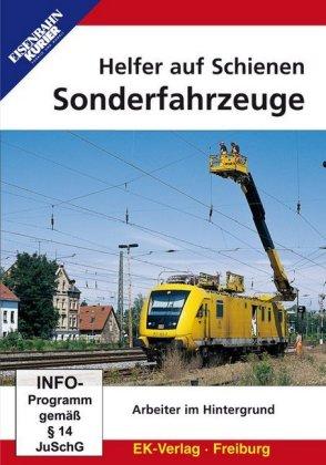 Helfer Auf Schienen-Sonderfahrzeuge