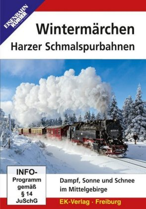 Wintermrchen Harzer Schmalspurbahnen