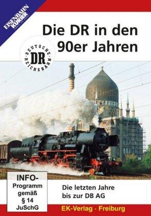 Die DR in den 90er Jahren,DVD