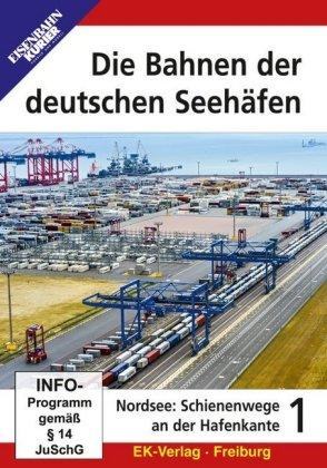 Die Bahnen der deutschen Seehfen,DVD