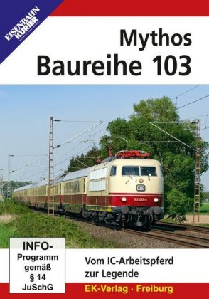 Mythos Baureihe 103,DVD
