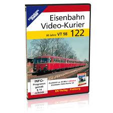 Eisenbahn Video-Kurier 122 - 60 Jahre Vt98