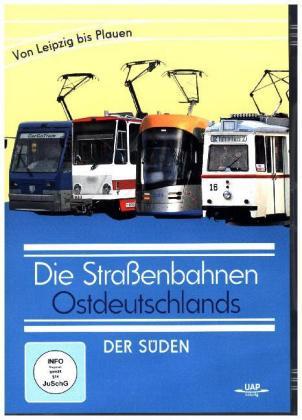 Strassenbahnen Ostdeutschlands,DVD.