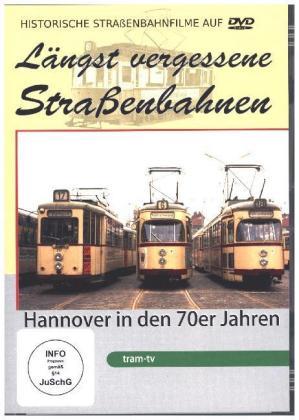 Hannover,Straenbahnen.70er J.,DVD.177