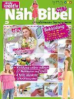 simply kreativ - Näh-Bibel Volume 7 (inkl. DVD)