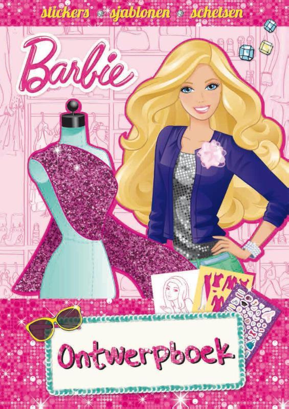 Barbie ontwerpboek