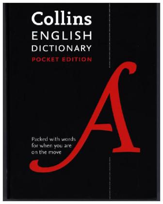 Collins English Dictionary Pocket edition