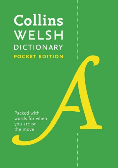 Collins Spurrell Welsh Dictionary Pocket Edition