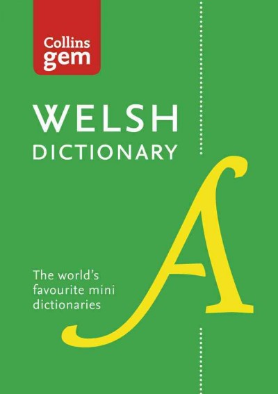 Collins Welsh Dictionary Gem Edition