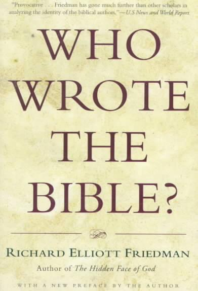 Who Wrote the Bible ?