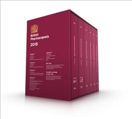 British pharmacopoeia 2018 £complete edition - print + downl