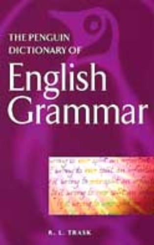The Penguin Dictionary of English Grammar