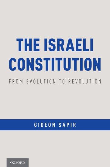 The Israeli Constitution