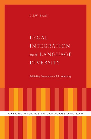 Legal Integration and Language Diversity