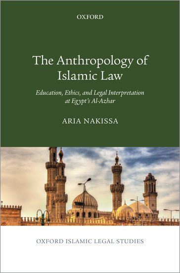 The Anthropology of Islamic Law