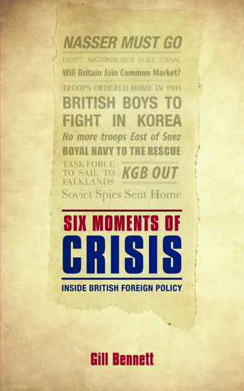Six Moments of Crisis