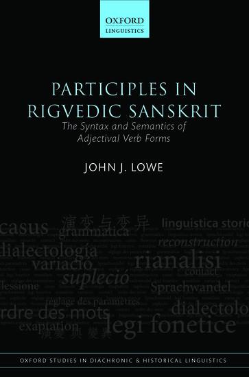 Participles in Rigvedic Sanskrit