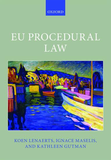 EU Procedural Law