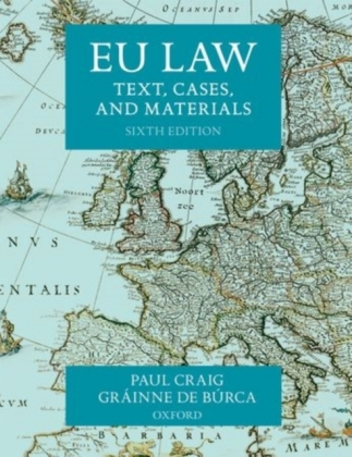 Text, Cases, And Materials: EU Law