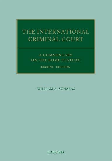 The International Criminal Court