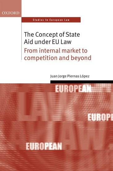 The Concept of State Aid Under EU Law