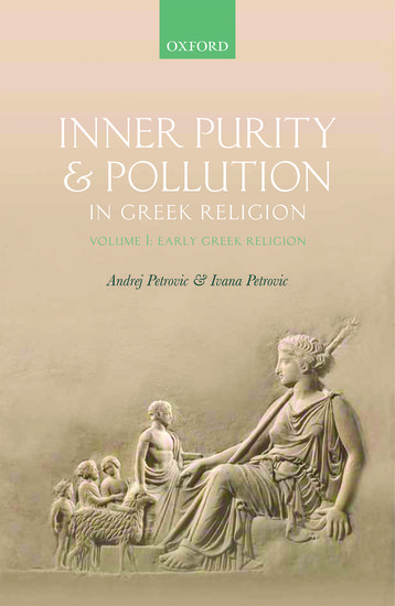 Inner Purity and Pollution in Greek Religion