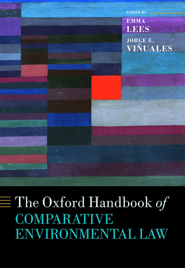 The Oxford Handbook of Comparative Environmental Law