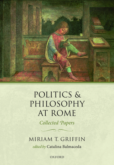Politics and Philosophy at Rome
