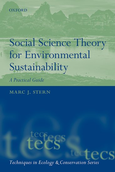 Social Science Theory for Environmental Sustainability