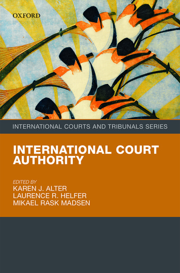International Courts and Tribunals Series: International Court Authority