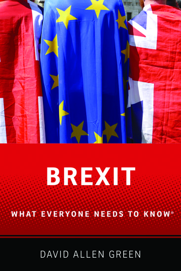 What Everyone Needs To Know®: Brexit