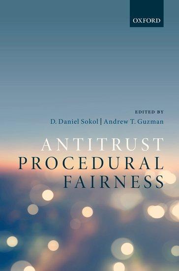 Antitrust Procedural Fairness