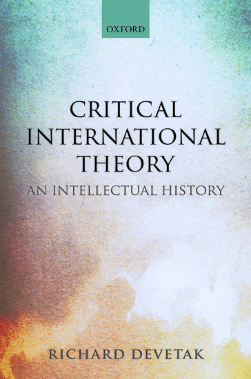Critical International Theory