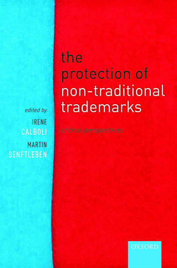 The Protection of Non-Traditional Trademarks
