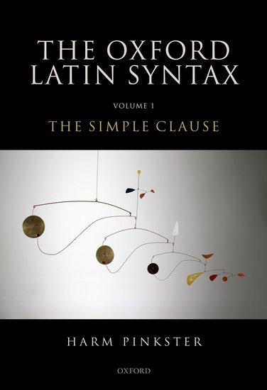 Oxford Latin Syntax